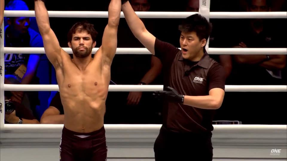 Garry Tonon Heel Hooks His Way to Fifth Win in ONE FC