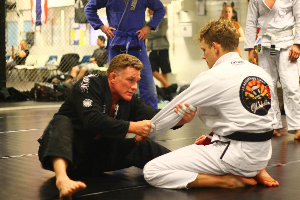 The Key to BJJ Success – Showing up
