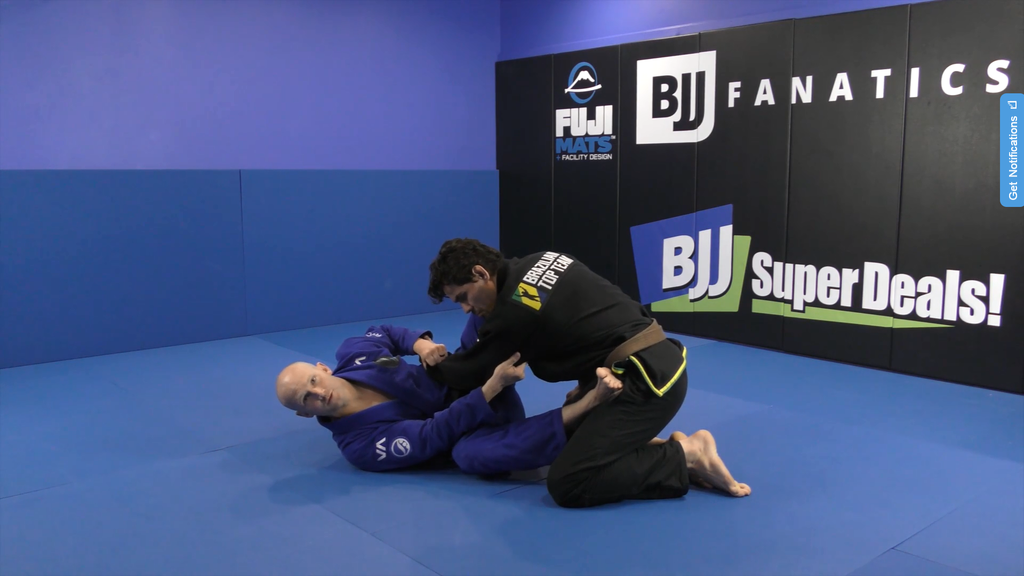 The Most Powerful Toe Hold Ever from Jay Wadsworth