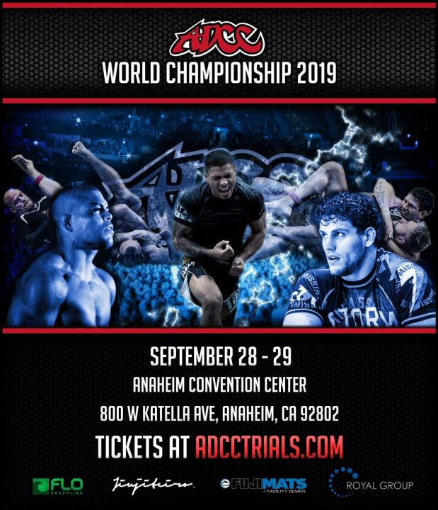 ADCC 2019 Preview