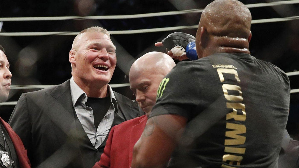 Lesnar Retires, DC vs Stipe Nearly Finalized