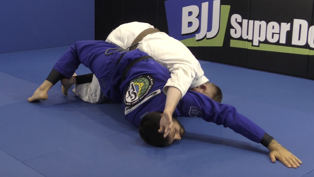 Check Out This Crucial Half Guard Technique From Jake Mackenzie