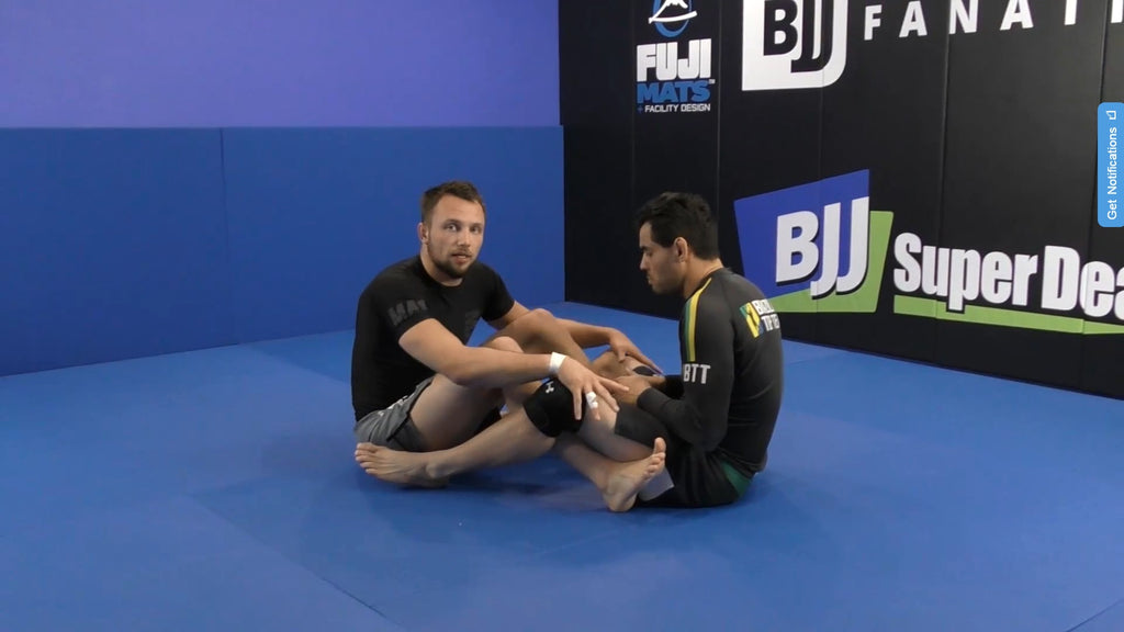 Become a Leg Lock Ace with BJJ Fanatics
