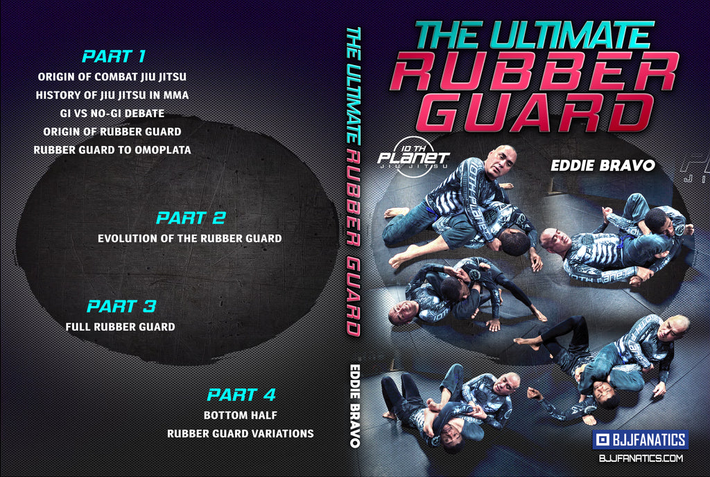 Coming Soon Ultimate Rubber Guard by Eddie Bravo