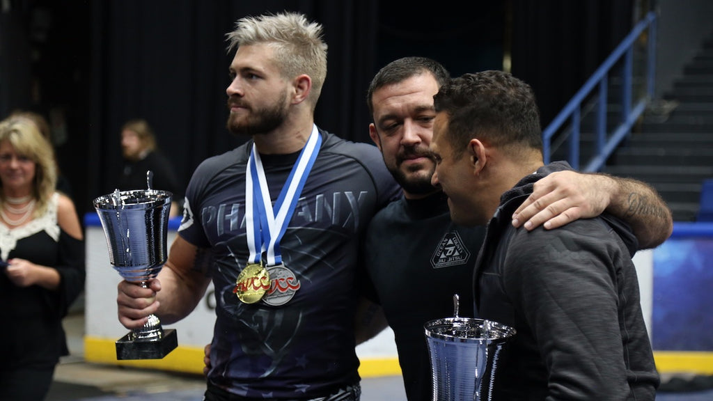 Gordon Ryan Reveals Arm-In Guillotine Finish from ADCC Against Keenan Cornelius