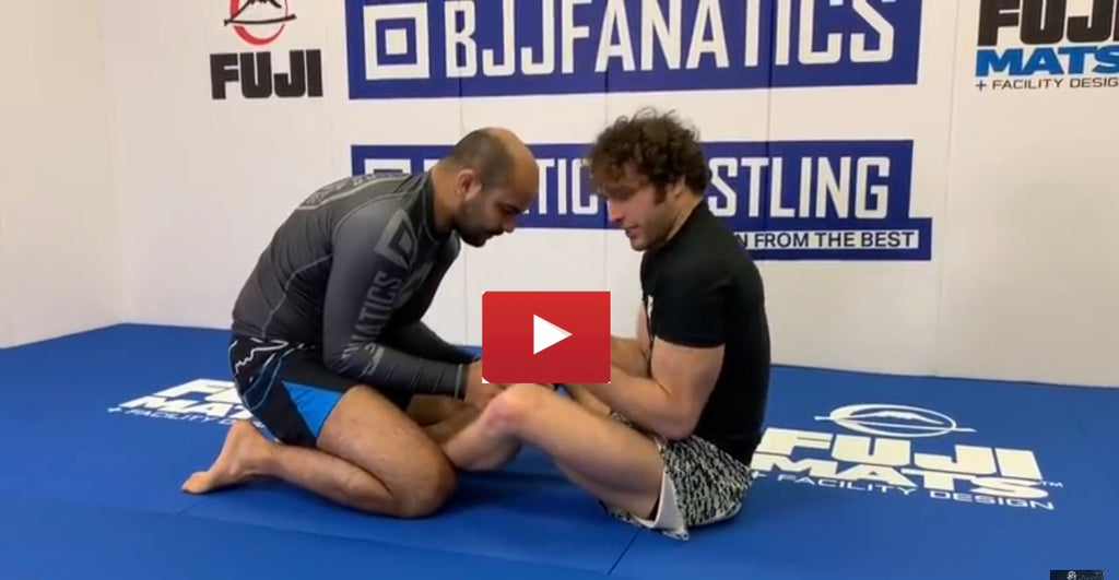 Understanding The Butterfly Guard by Jonathan Satava