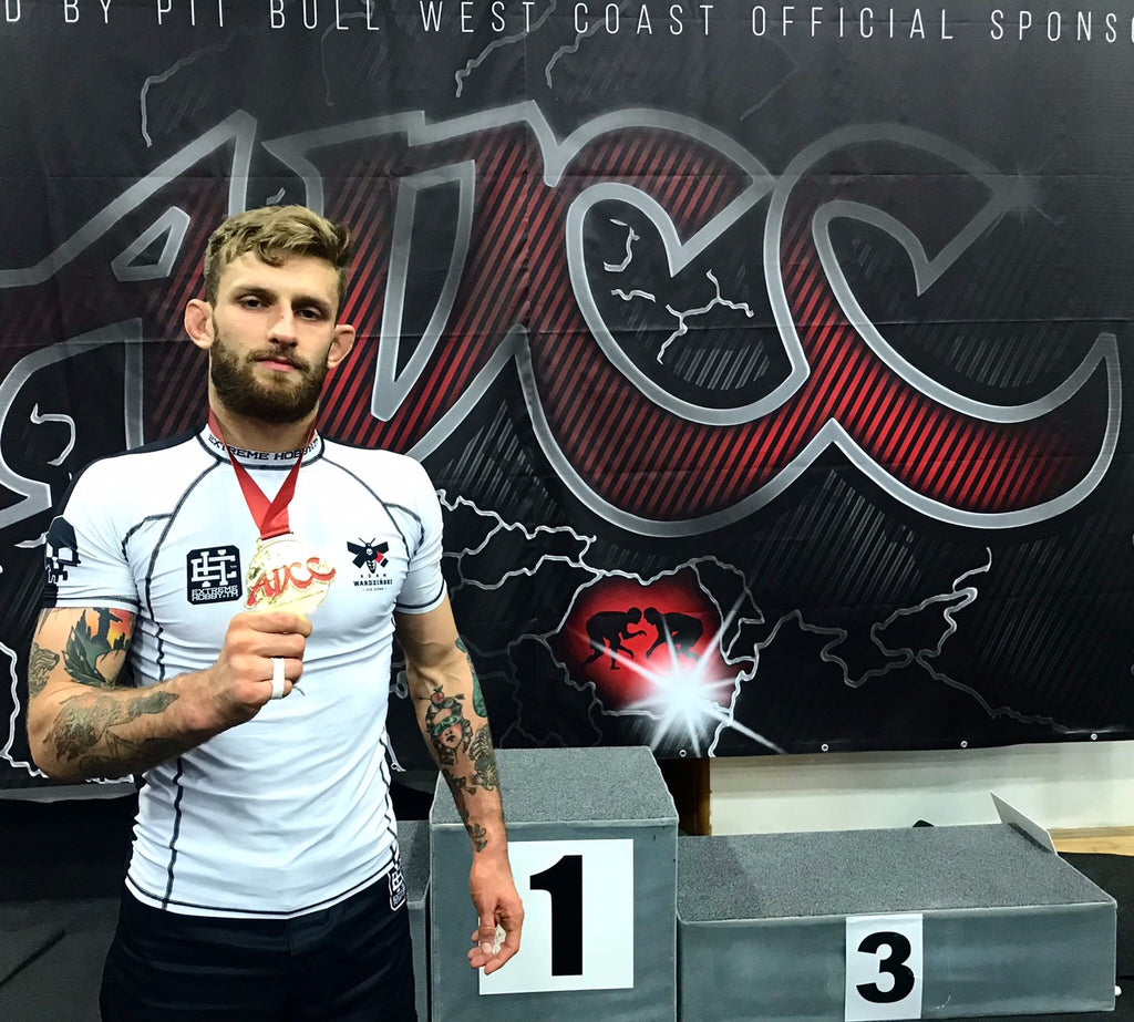 Adam Wardzinski Secures ADCC Worlds Spot