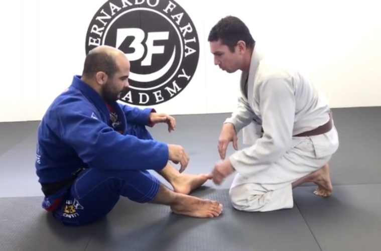 Add Some Variety to Your Butterfly Guard with These 3 Unique Reversals