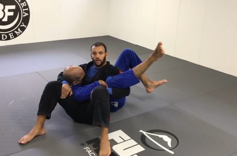 The Journey of 1000 Leg Locks Begins With This Drill