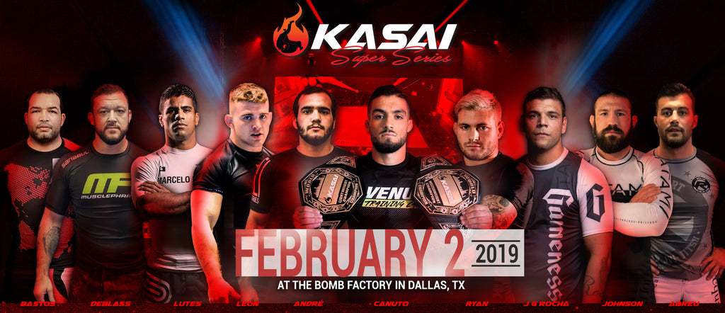 2019 Kasai Pro Super Series Results