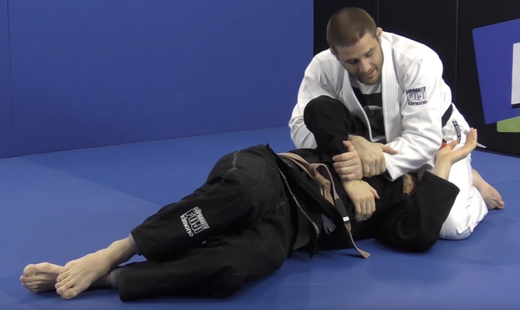 This Kimura From Travis Stevens Is Incredibly Effective