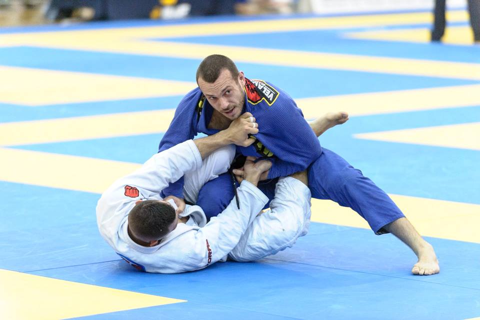 Countering the Basic Half Guard Sweep By Lachlan Giles