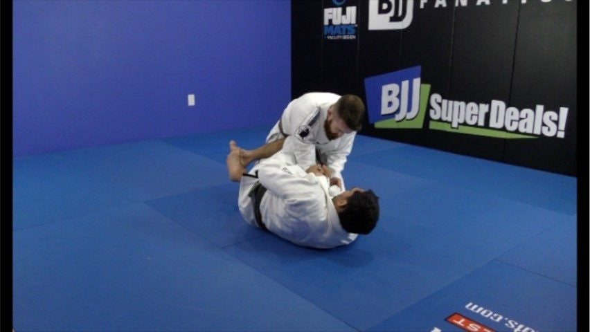 Half Guard, Simple, Efficient, and Effective