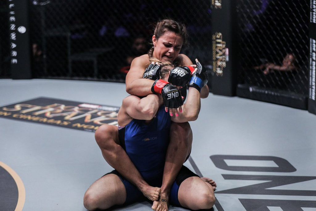 Is Michelle Nicolini the Greatest Female Grappler?