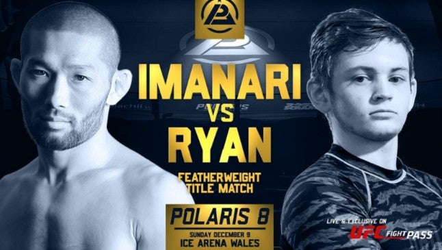 Polaris 8 Recap - Nicky Ryan Taps Imanari!!!