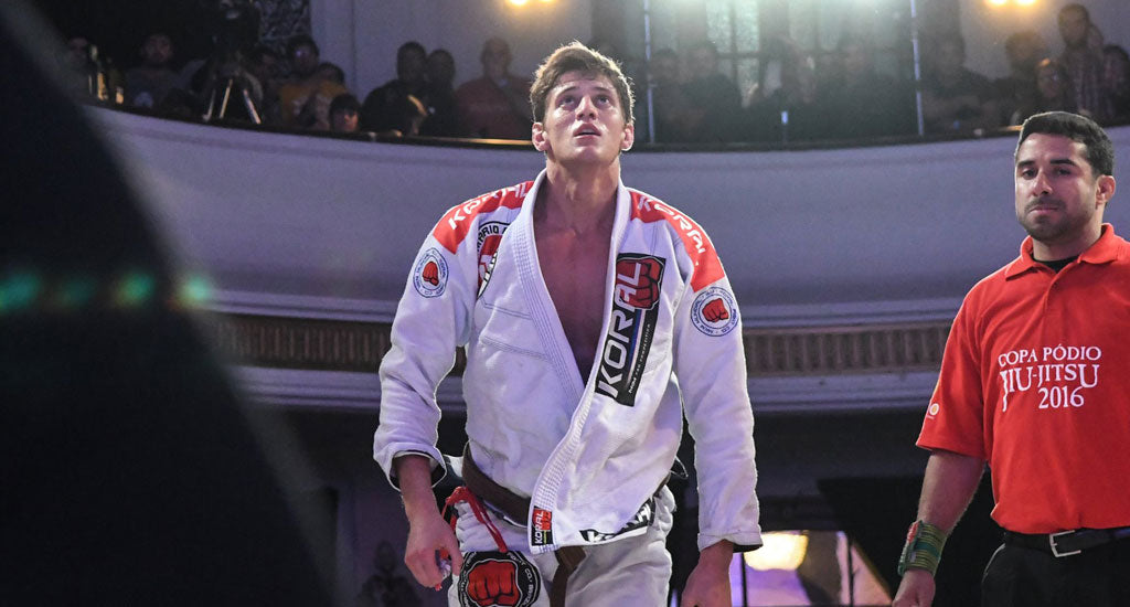 Nicholas Meregali Dominates at Brazilian Nationals