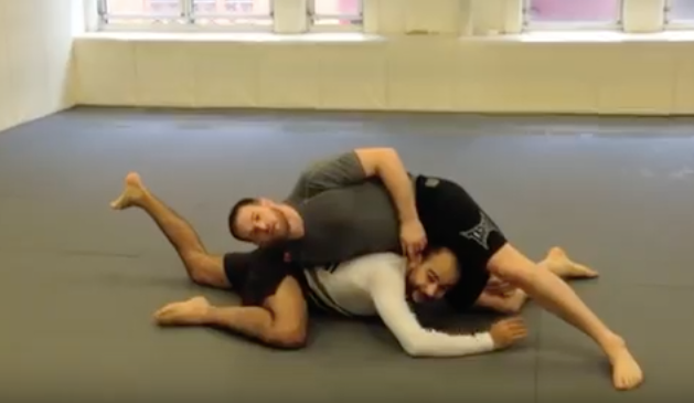Setting Up the Double Leg