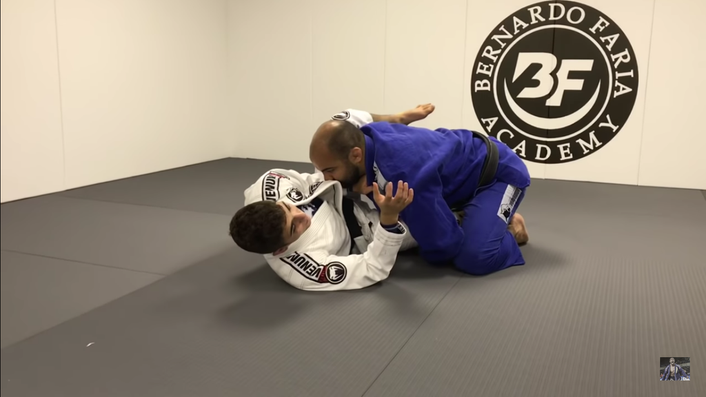 Power Switch Guard Retention and Genius Back Takes With Mikey Musumeci!