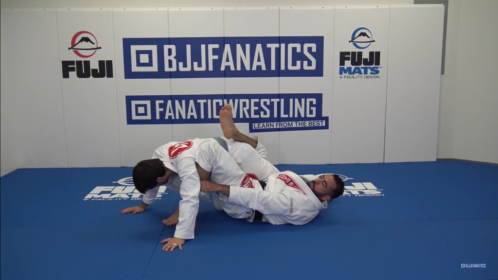 Knee Bar Tips With Braulio Estima