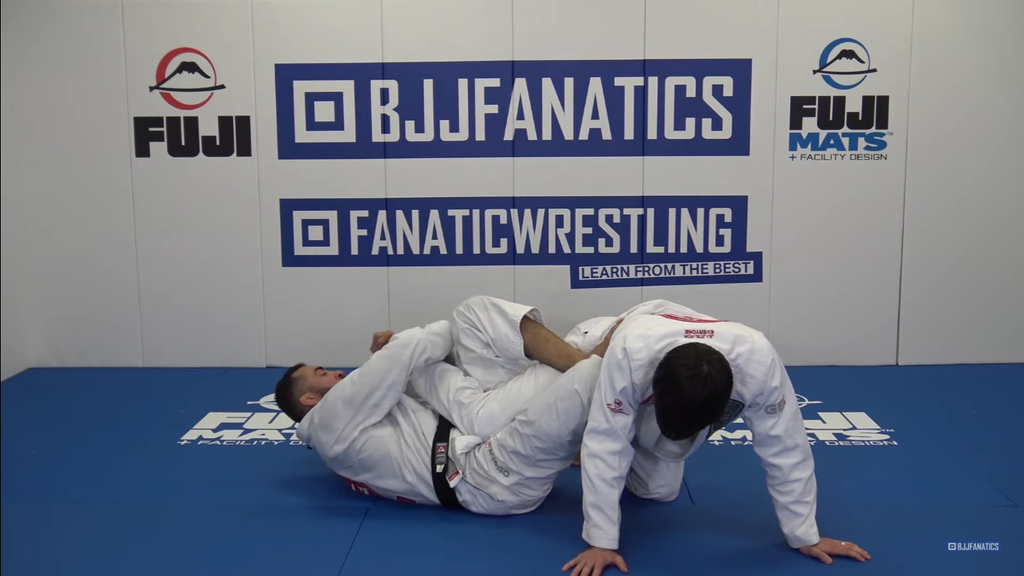 Legit Leg Attacks With Braulio Estima – BJJ Fanatics