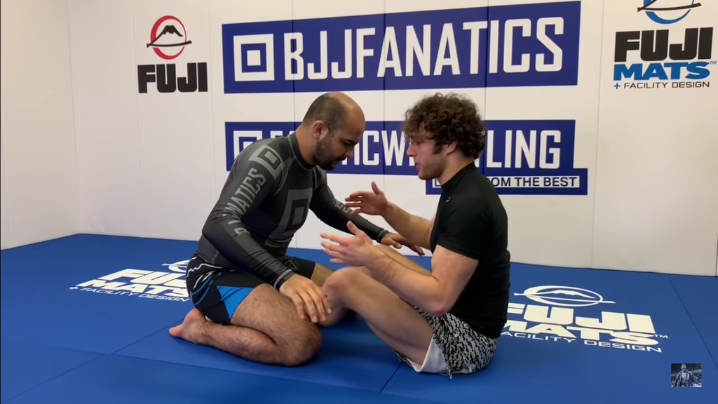 The Butterfly Effect: Learn to Love the Butterfly Guard Position
