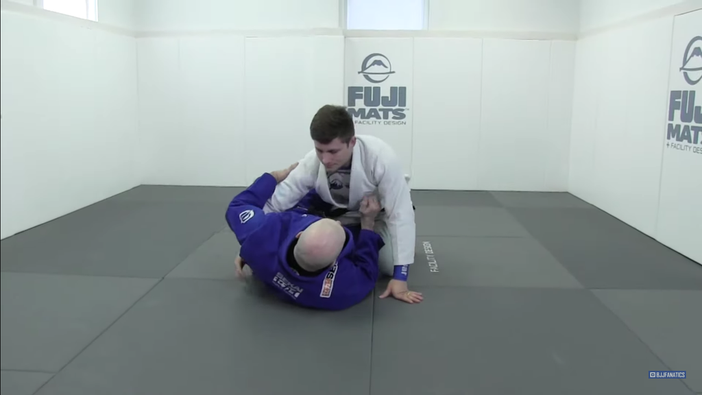 Half Guard Alignment Tips With john Danaher