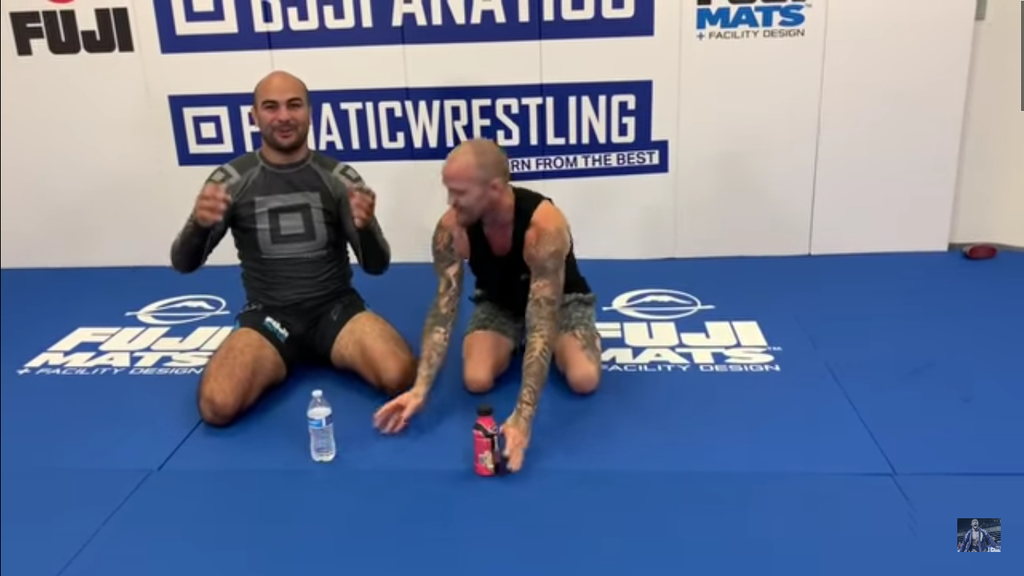 Two BJJ Players Walk Into A Bar.... Story Time With Jeff Glover