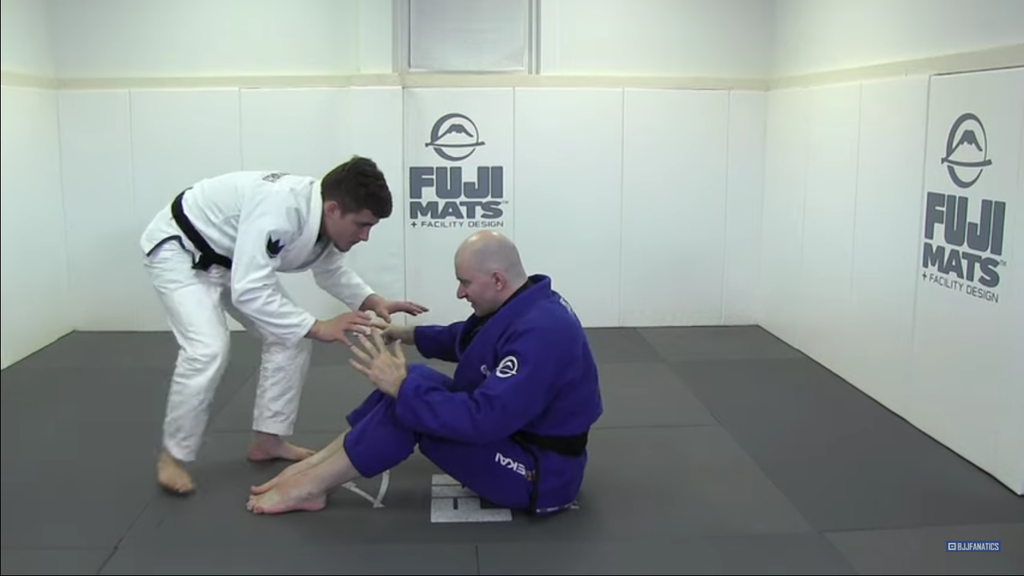 Guard Retention with John Danaher