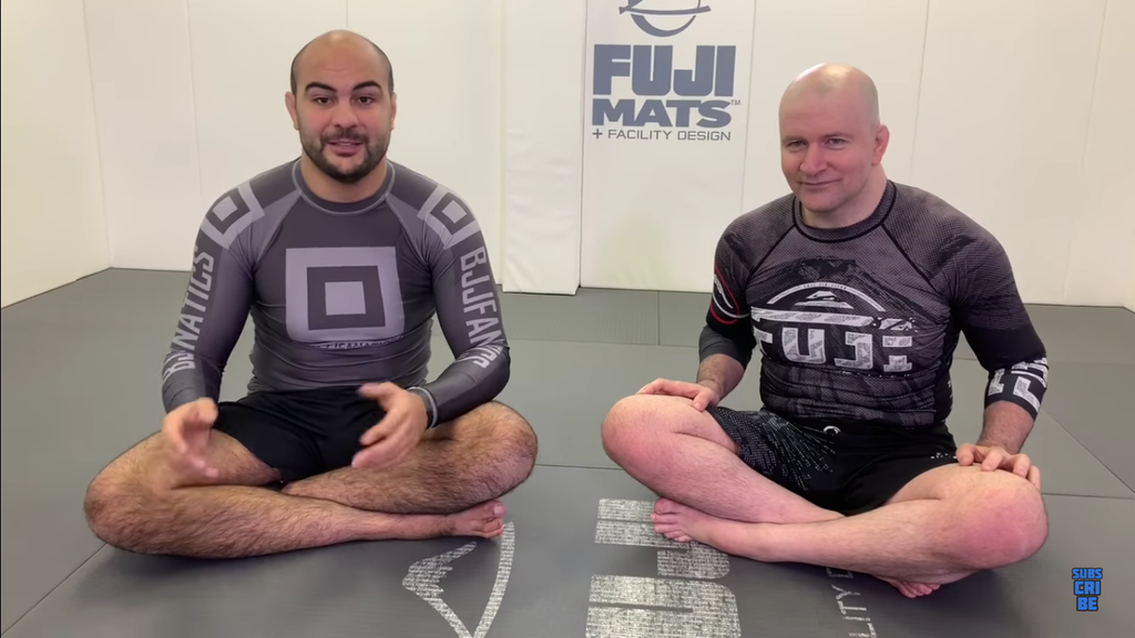 John Danaher Reaches Out to the BJJ Community with Free Solo Instructional