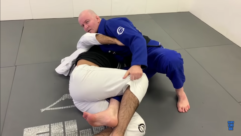 The Perfect Half Guard Pass with John Danaher