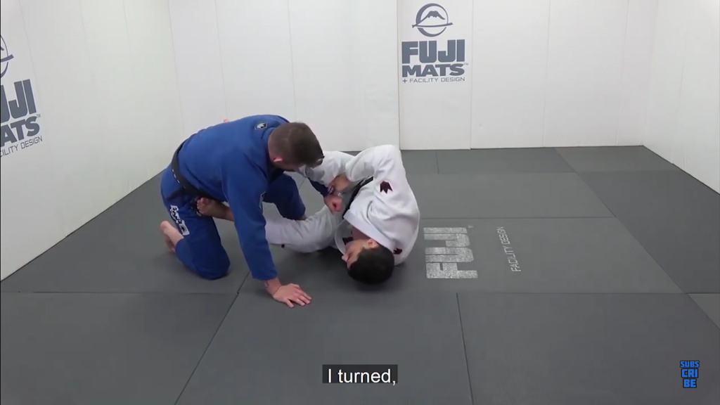 Your New Favorite Sweep with Jonnatas Gracie