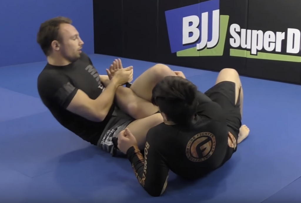 Craig Jones Shows A Slick Standing Heel Hook