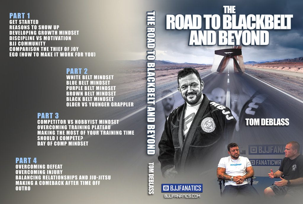 Exclusive Excerpt:  The Road to Black Belt and Beyond E-Book