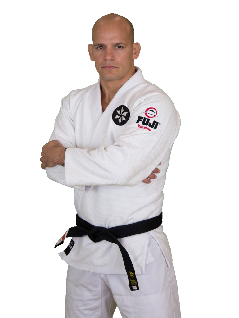 Xande Ribeiro Begins Partnership With Fuji