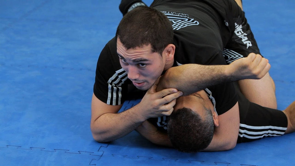 5 Best Arm Triangle Choke Attacks And Escapes