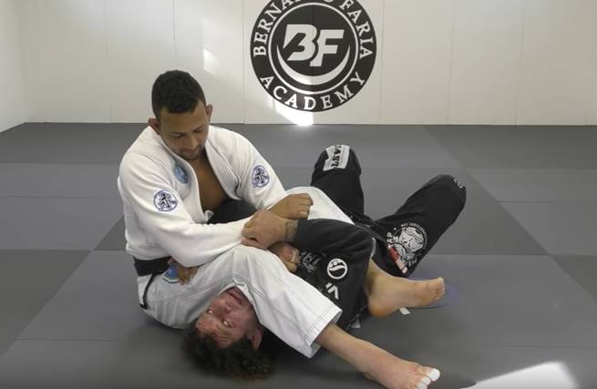 What If You're Stuck in An Armbar?