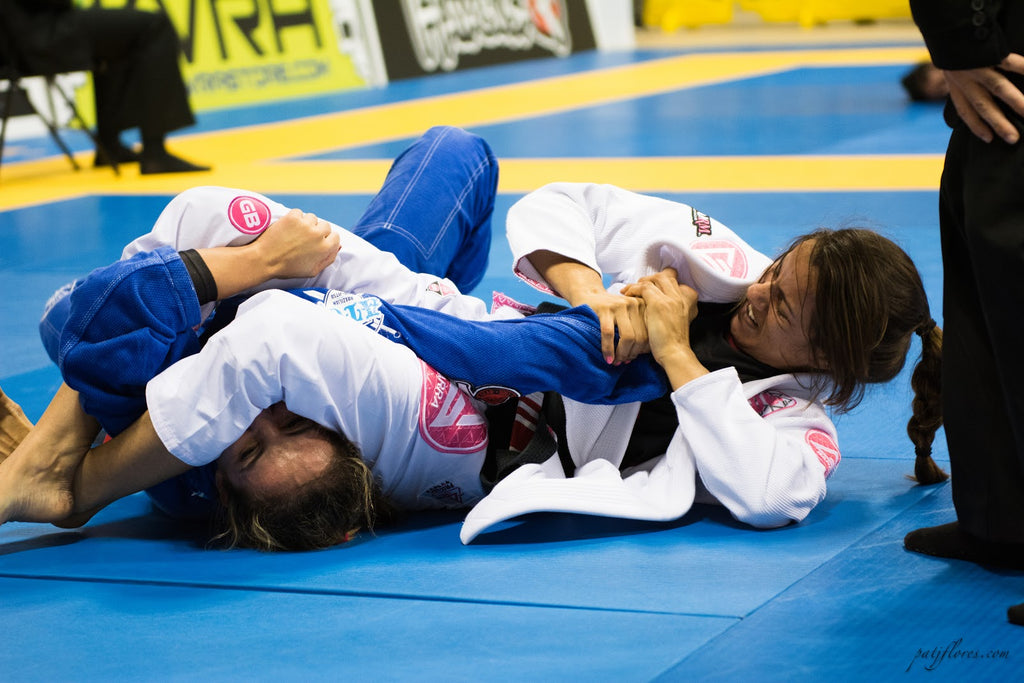 Basic Mount Transition Every White Belt Should Know