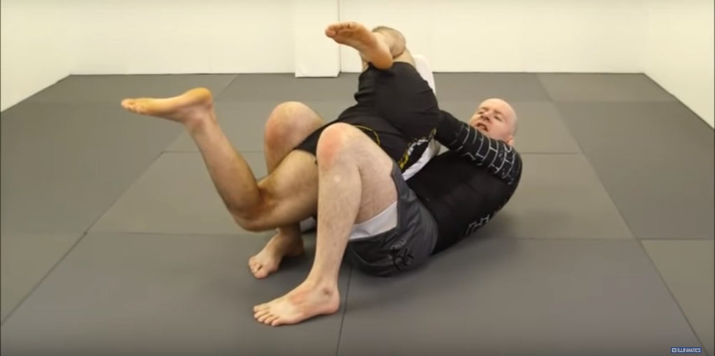 Have You Seen These Details On Attacking The Back From John Danaher?
