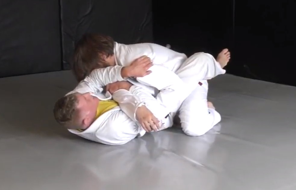The Basics of the Arm Bar Submission