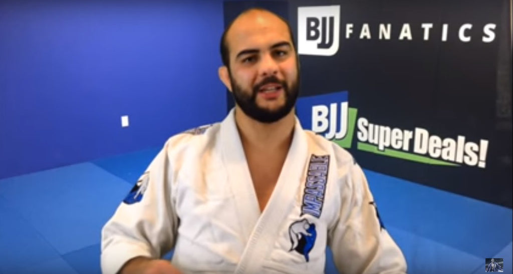 What Does This Legendary World Champion Think Should Be A Beginner's Focus In Jiu Jitsu?