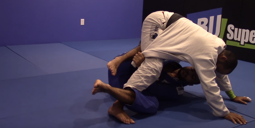 The Best Half Guard Player Shows You His Best Sweep