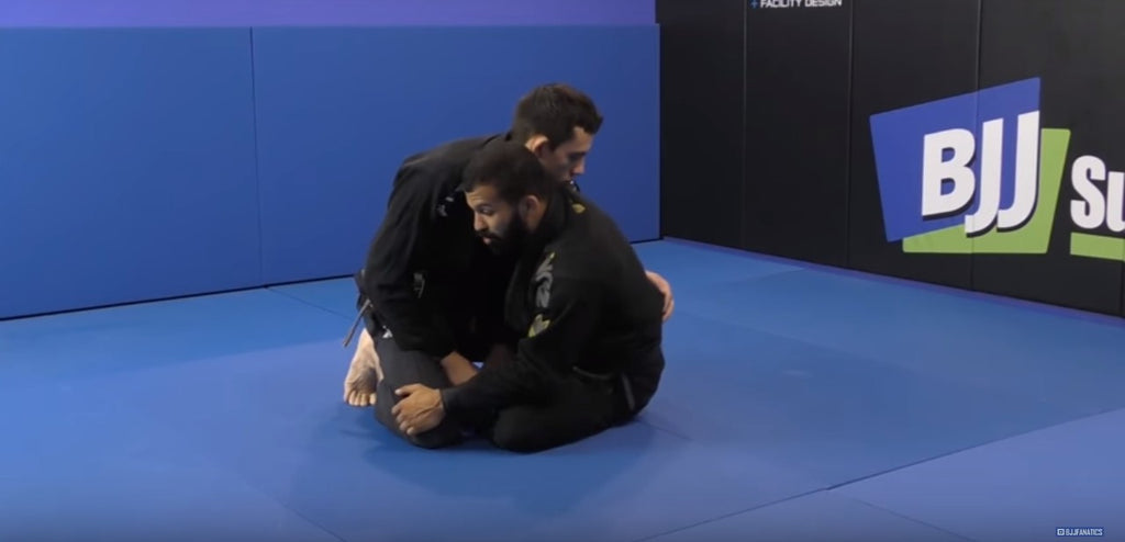 Have You Seen This Slick Butterfly Guard Variation?