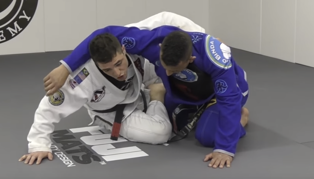 Take The Back From Butterfly Guard With Cesar Casamajo