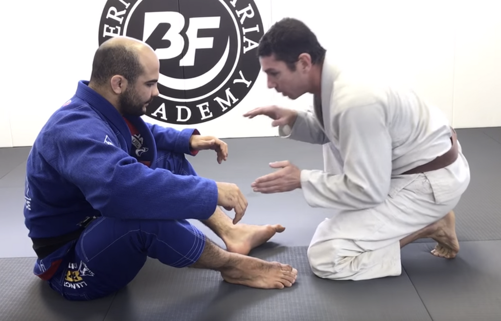 Breeze Through The Butterfly Guard With This Awesome Guard Pass
