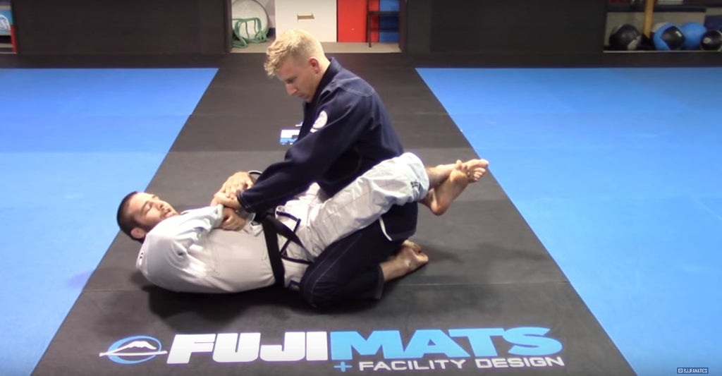 Have You Seen This Sneaky Wrist Lock By Travis Stevens?