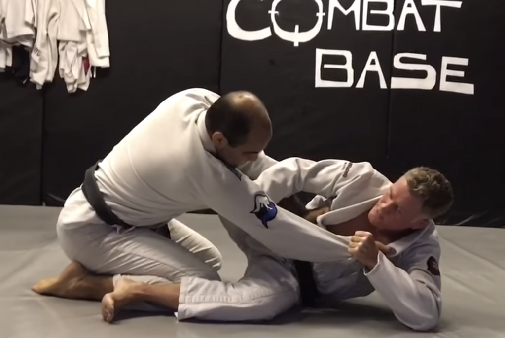 Don't Ignore The Fundamental Scissor Sweep