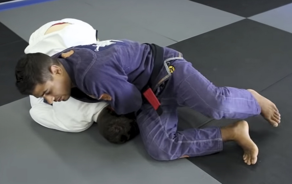 Hit This Clock Choke When Your Opponent Turtles With JT Torres
