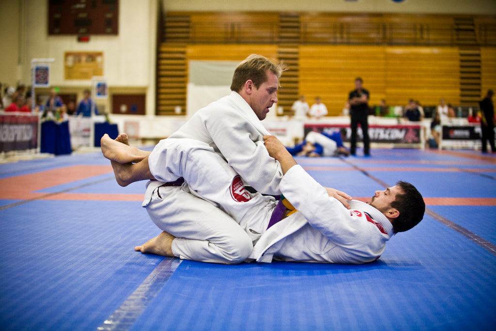 Closed Guard Attacks