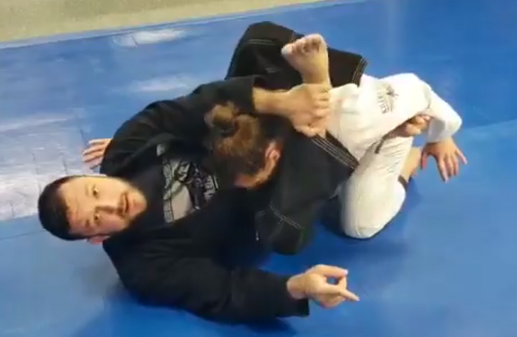 TONS of Options From Closed Guard With Tom DeBlass