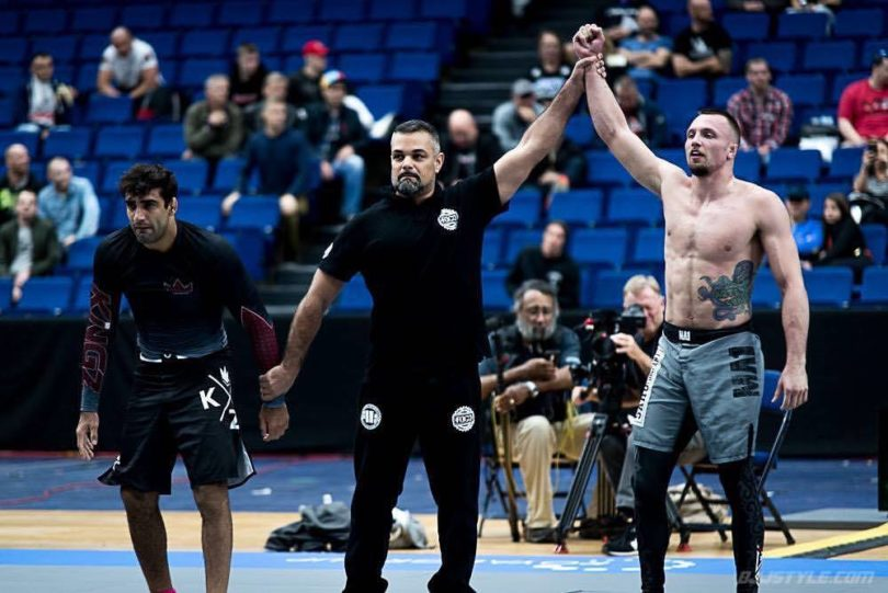 The Rise of a Grappling Star, the One and Only BJJ Star